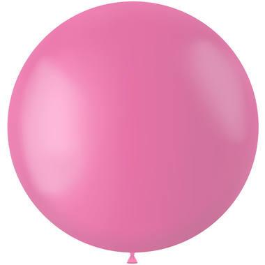 Rosey Pink Mat Ballon