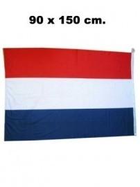 Vlag Nederland zware kwaliteit