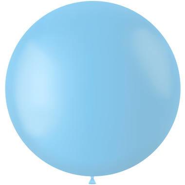 Powder Blue Mat Ballon