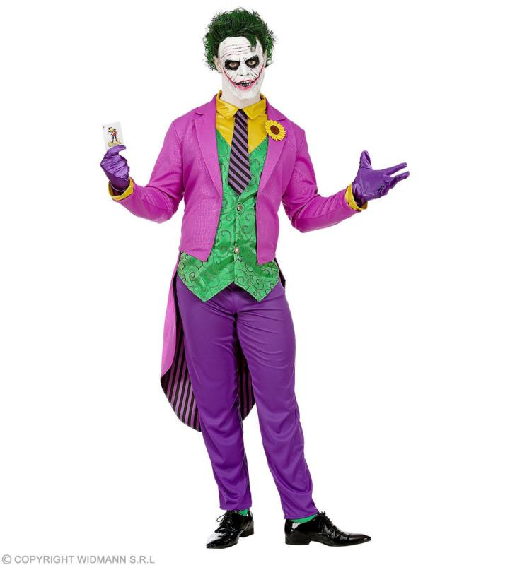 The Joker kostuum | Carnavalskleding heren | GOEDKOPE