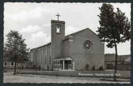 DOETINCHEM, Gereformeerde Kerk. Ongelopen kaart.