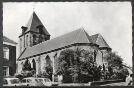 DELDEN, Oude- of N.H. Kerk. Gelopen kaart.
