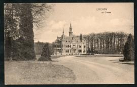 LOCHEM, de Cloese. Gelopen kaart.