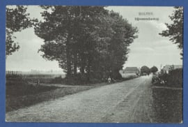 HOLTEN, Rijssenscheweg. Ongelopen kaart.
