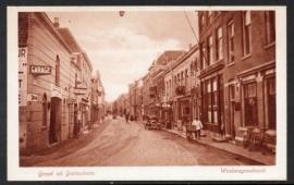 GORINCHEM. Groet uit Gorinchem, Westwagenstraat. Ongelopen kaart.