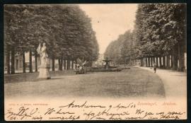 ARNHEM, Janssingel. Gelopen kaart.