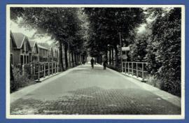 HELLEVOETSLUIS, Br. Straatweg. Gelopen kaart.