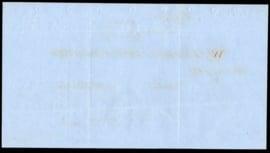 Vrachtbrief uit 1859. AMSTERDAM - DRONTHEIM. Schip: Jantiena.