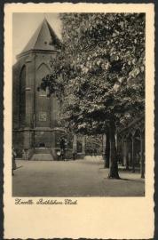 ZWOLLE, Bethlehem Kerk. Gelopen kaart.