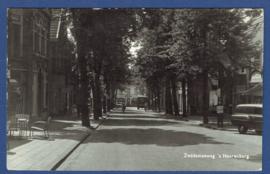 's-HEERENBERG, Zeddamseweg. Ongelopen kaart.