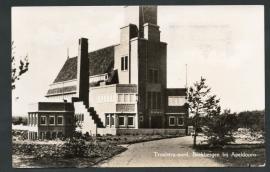 BEEKBERGEN, Troelstra-oord Beekbergen bij Apeldoorn. Gelopen kaart.