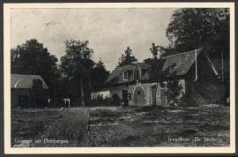 DRIEBERGEN, Groeten uit Driebergen. Jeugdhuis De Joolberg. Gelopen kaart.