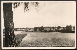 HELLENDOORN, Gedeelte Panorama Ontsp. De Elf Provinciën. Ongelopen kaart.