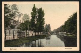 ROTTERDAM, Noordsingel. Gelopen kaart.