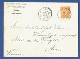 Firma cover ASSEN 1899 lokaal.