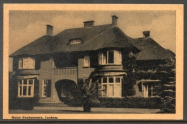 LOCHEM, Huize Beukenstein, Lochem. Gelopen kaart.
