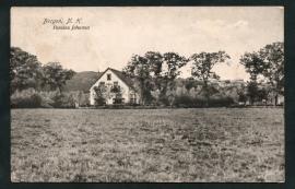 BERGEN, N.H. Pension Johanna. Gelopen kaart.
