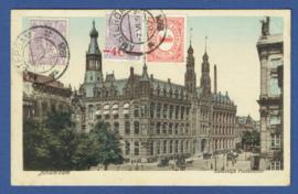 AMSTERDAM, Koninklijk Postkantoor.