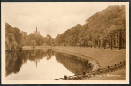 ZWOLLE, Burg. v. Roijensingel. Gelopen kaart.