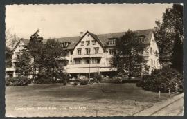 OOSTERBEEK, Hotel-Rest. De Bilderberg. Gelopen kaart.