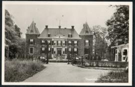 DIEPENHEIM, Huize Nyenhuis. Ongelopen kaart.