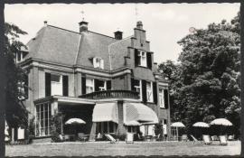 COLMSCHATE, Huize Oxerhof. Gelopen kaart.