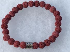Lava armband 001