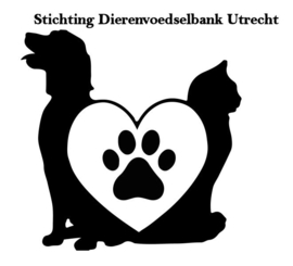 Stichting Dierenvoedselbank Utrecht  (ontvangen)