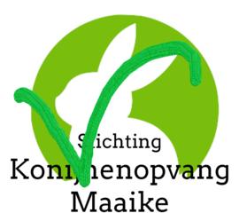 Stichting konijnenopvang Maaike (ontvangen)