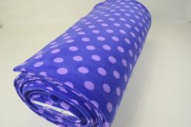 Blauw paarse stip 18
