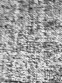 Geweven zwart/witte stof