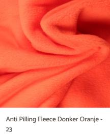 Donker oranje 23