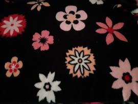 Zwart bloemen