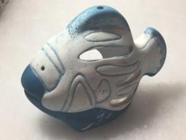 Waxine licht steen vis