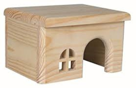 Wooden house trixie 28x16x18 cm