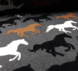 Paarden fleece