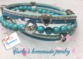 Carla's homemade jewelry kado bon