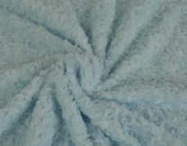 Fur rozen - baby blauw