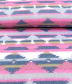 Polarfleece roze norway