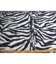 dierenprint zebra velboa