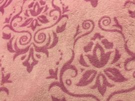 Wellnes oud roze bloem