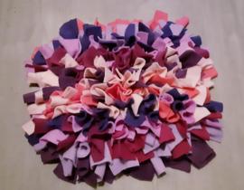 Snuffelmat M  32 x 40  zelf uw kleuren kiezen