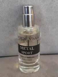 metal sport  eau de parfum