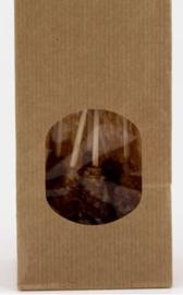 Bruine Kandijstokjes per 6 stuks
