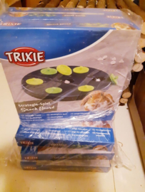 Snack Board Strategy Game