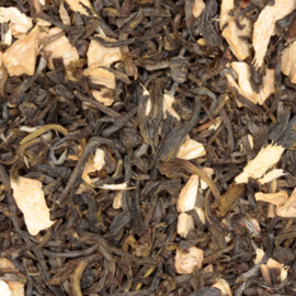 Magun Groene thee met gember  Bio 75gram