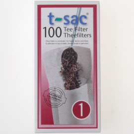 Thee filters 100 stuks