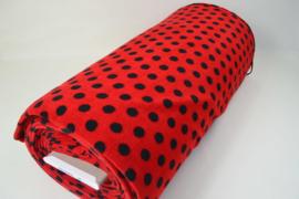 Rood zwarte stip 17