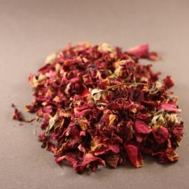 Rozen bloemen gedroogd 250 gram