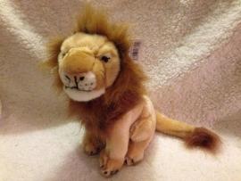 pluche leeuw 25 cm